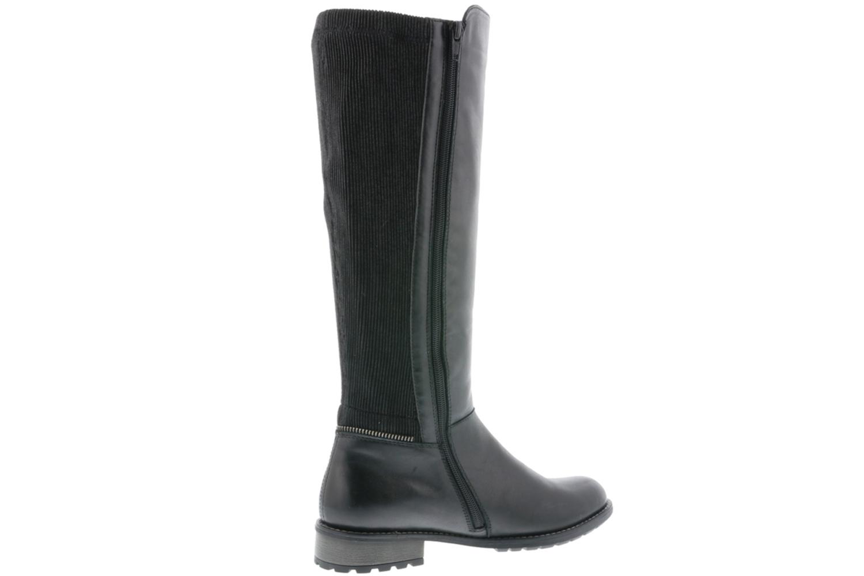 REMONTE - Damen Stiefel - Schwarz Schuhe in Übergrößen – Bild 4