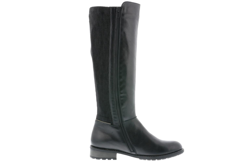 REMONTE - Damen Stiefel - Schwarz Schuhe in Übergrößen – Bild 5