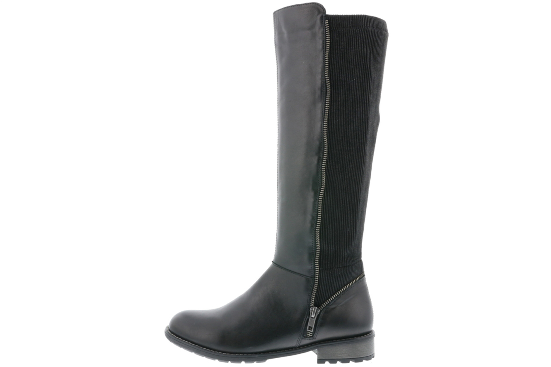 REMONTE - Damen Stiefel - Schwarz Schuhe in Übergrößen – Bild 2