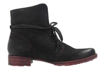 REMONTE - Damen Stiefelette - Schwarz Schuhe in Übergrößen – Bild 4