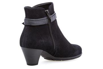 GABOR - Damen Stiefeletten - Blau Schuhe in Übergrößen – Bild 3