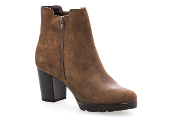 GABOR - Damen Stiefeletten - Braun Schuhe in Übergrößen – Bild 5