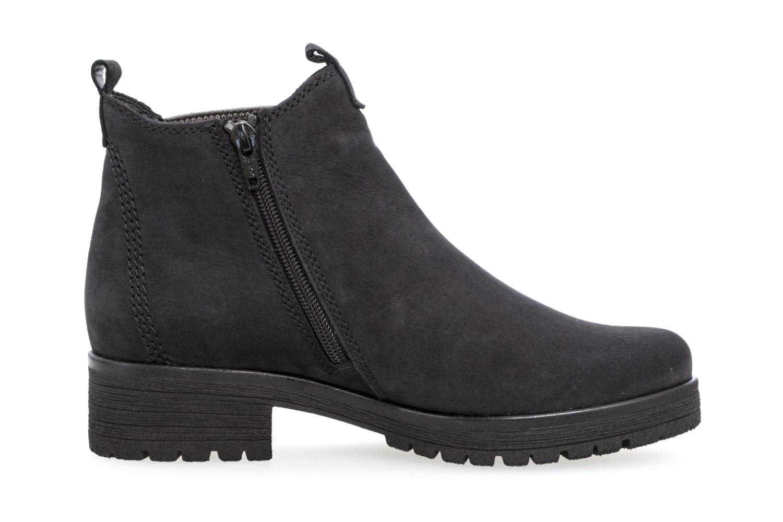 GABOR - Damen Stiefeletten - Dunkelblau Schuhe in Übergrößen – Bild 4