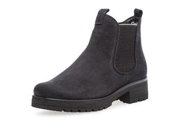 GABOR - Damen Stiefeletten - Dunkelblau Schuhe in Übergrößen