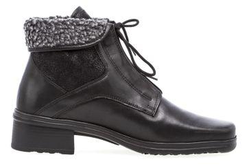 GABOR - Damen Boots - Schwarz Schuhe in Übergrößen – Bild 4