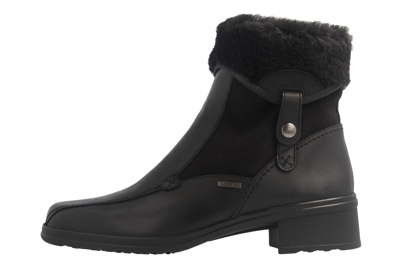 GABOR - Damen Boots - Schwarz Schuhe in Übergrößen – Bild 2