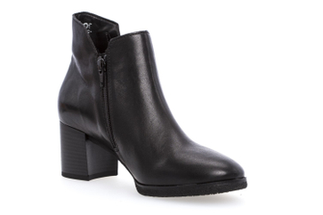 GABOR - Damen Stiefeletten - Schwarz Schuhe in Übergrößen – Bild 5
