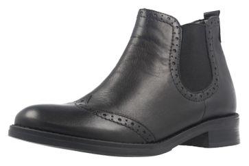 REMONTE - Damen Stiefelette - Schwarz Schuhe in Übergrößen – Bild 1