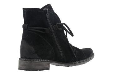 REMONTE - Damen Stiefelette - Schwarz Schuhe in Übergrößen – Bild 3
