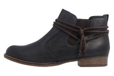 REMONTE - Damen Boots - Blau Schuhe in Übergrößen – Bild 2