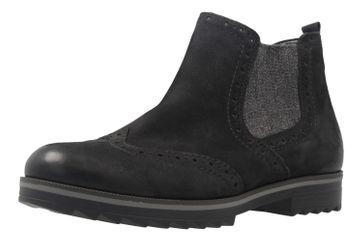 REMONTE - Damen Chelsea Boots - Schwarz Schuhe in Übergrößen – Bild 1
