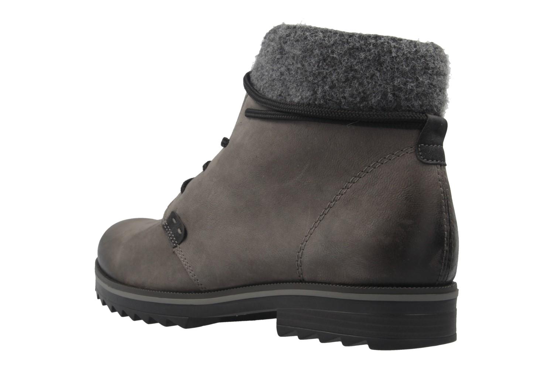 REMONTE - Damen Boots - Grau Schuhe in Übergrößen – Bild 2