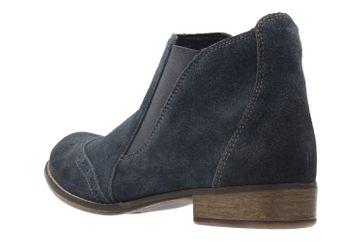 REMONTE - Damen Stiefeletten - Blau Schuhe in Übergrößen – Bild 2