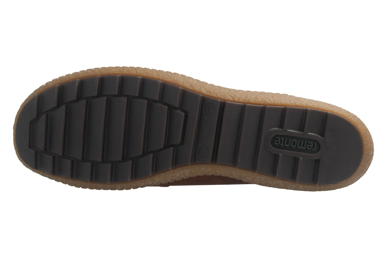 Remonte Slipper in Übergrößen Braun R4701-22 große Damenschuhe – Bild 8