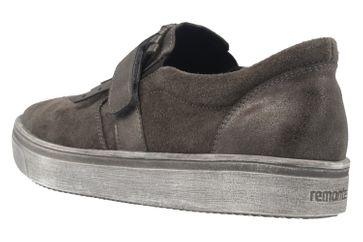 REMONTE - Damen Slipper - Grau Schuhe in Übergrößen – Bild 2