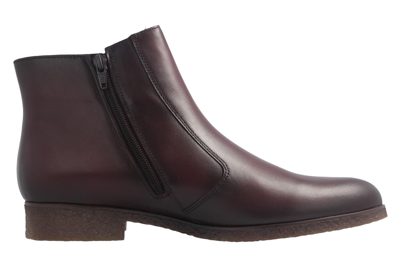 GABOR - Damen Stiefeletten - Weinrot Schuhe in Übergrößen – Bild 5