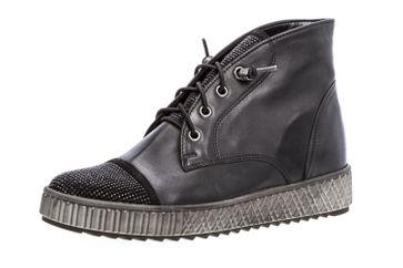 GABOR - Damen Boots - Schwarz Schuhe in Übergrößen – Bild 1