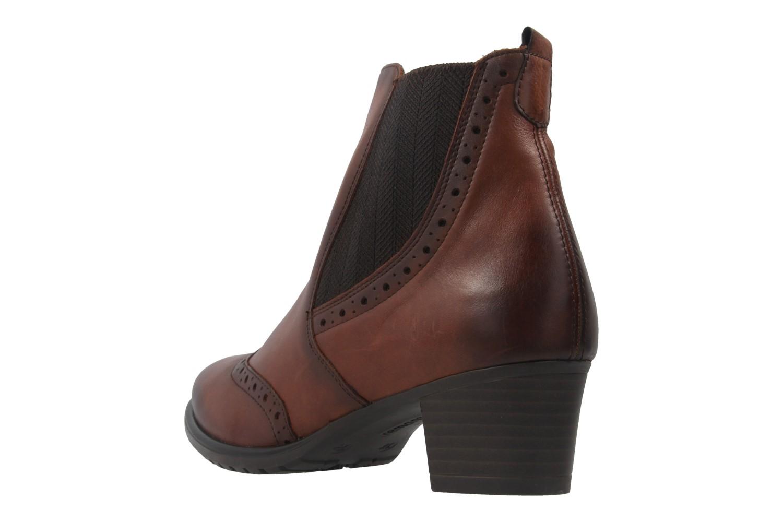 Remonte Stiefelette in Übergrößen Braun D3188-24 große Damenschuhe – Bild 2