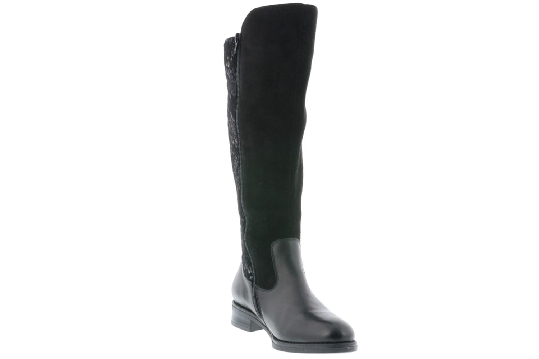 REMONTE - Damen Stiefel - Schwarz Schuhe in Übergrößen – Bild 6