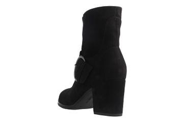 GABOR - Damen Stiefeletten - Schwarz Schuhe in Übergrößen – Bild 3