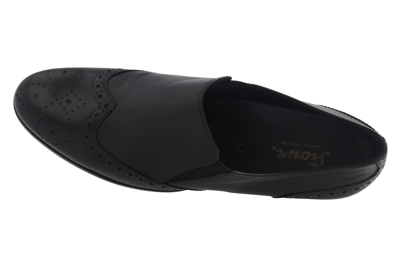 SIOUX - Fereila - Damen Trotteur Pumps - Schwarz Schuhe in Übergrößen – Bild 7
