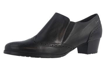 SIOUX - Fereila - Damen Trotteur Pumps - Schwarz Schuhe in Übergrößen – Bild 1