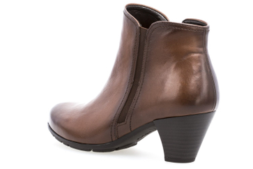 GABOR - Damen Stiefeletten - Braun Schuhe in Übergrößen – Bild 2