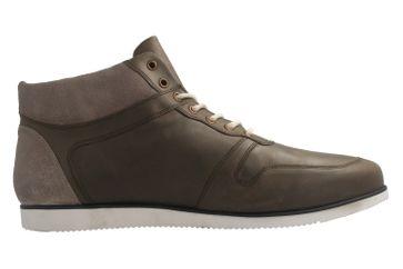 MANZ - Herren Halbschuhe - Olive Schuhe in Übergrößen – Bild 5