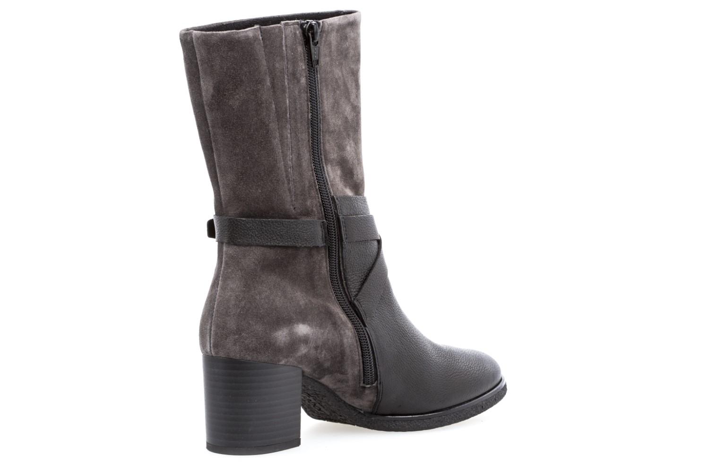 Gabor Stiefel in Übergrößen Grau 72.834.37 große Damenschuhe – Bild 3
