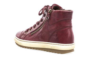 GABOR - Damen Halbschuhe - Dunkelrot Schuhe in Übergrößen – Bild 2