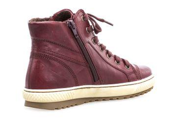 GABOR - Damen Halbschuhe - Dunkelrot Schuhe in Übergrößen – Bild 3