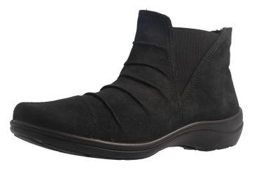 ROMIKA - Damen Stiefeletten - Cassie 20 - Schwarz Schuhe in Übergrößen – Bild 1