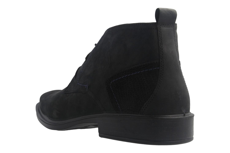 JOMOS - Herren Boots - Schwarz Schuhe in Übergrößen – Bild 3