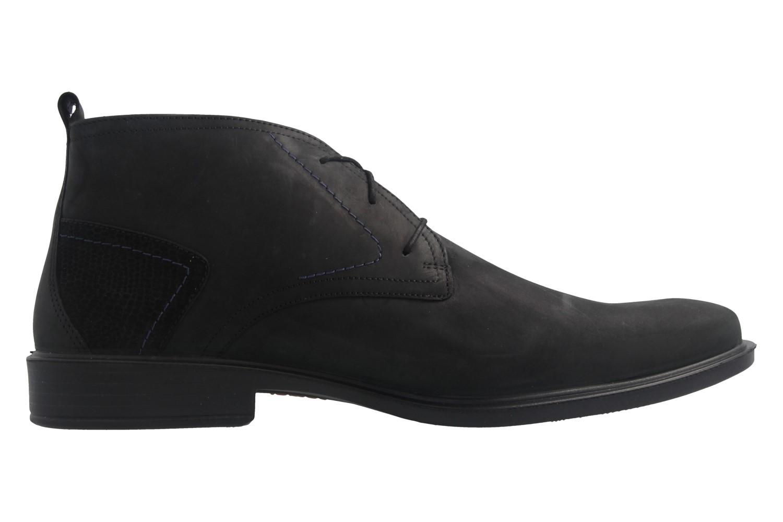 JOMOS - Herren Boots - Schwarz Schuhe in Übergrößen – Bild 5