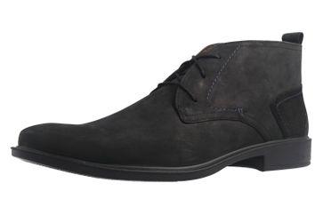 JOMOS - Herren Boots - Schwarz Schuhe in Übergrößen – Bild 1