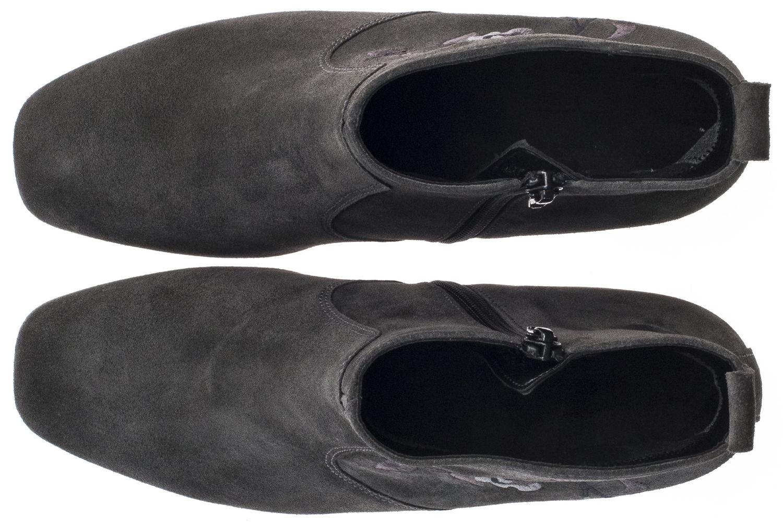 Gabor Stiefeletten in Übergrößen Grau 75.861.19 große Damenschuhe – Bild 7