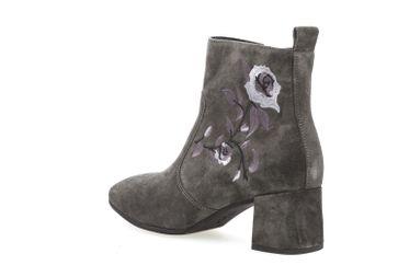 GABOR - Damen Stiefeletten - Anthrazit Schuhe in Übergrößen – Bild 2
