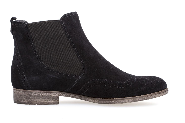 GABOR - Damen Stiefeletten - Blau Schuhe in Übergrößen – Bild 4