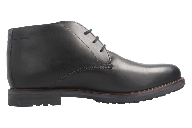 SIOUX - Enrik-LF - Herren Boots - Schwarz Schuhe in Übergrößen – Bild 5