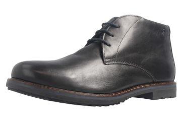 SIOUX - Enrik-LF - Herren Boots - Schwarz Schuhe in Übergrößen – Bild 1