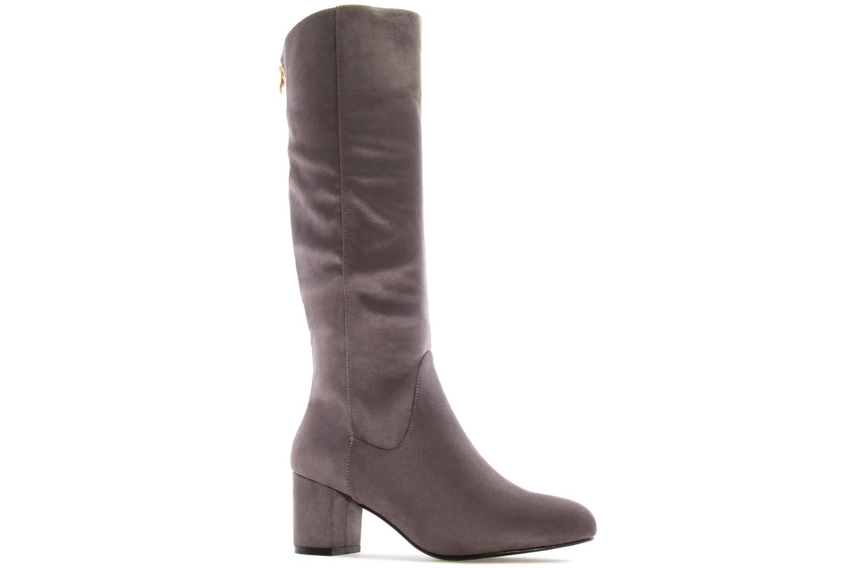 ANDRES MACHADO - Damen Stiefel - Grau Schuhe in Übergrößen – Bild 4