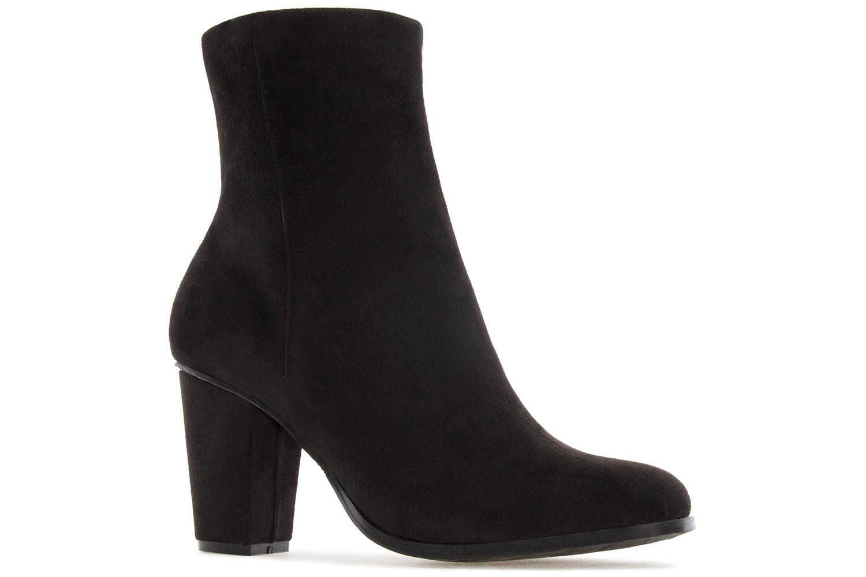 ANDRES MACHADO - Damen Stiefelette - Schwarz Schuhe in Übergrößen – Bild 4