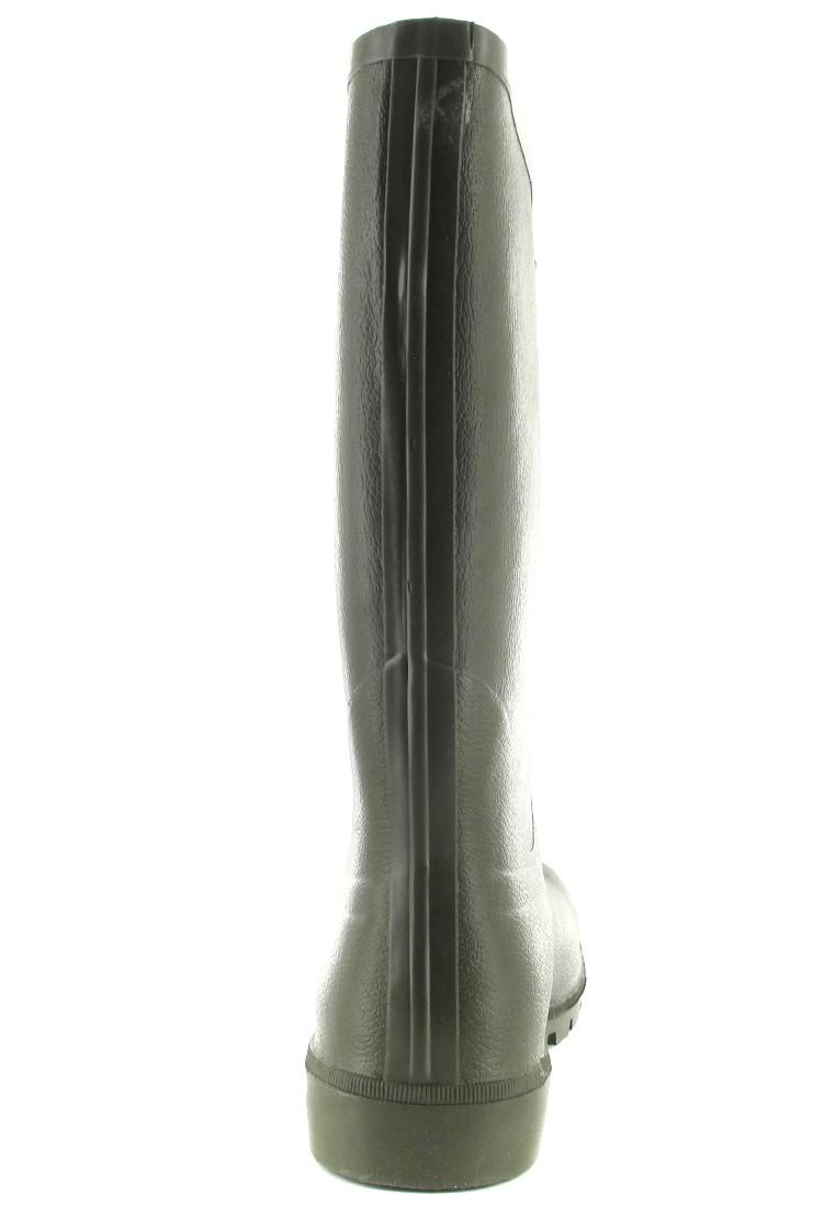 Intex Kautschuk-Gummistiefel in Übergrößen Grün 22001 große Herrenschuhe – Bild 2