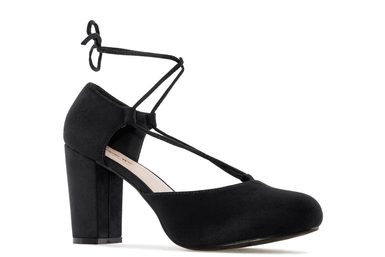 ANDRES MACHADO - Damen Pumps - Schwarz Schuhe in Übergrößen – Bild 4