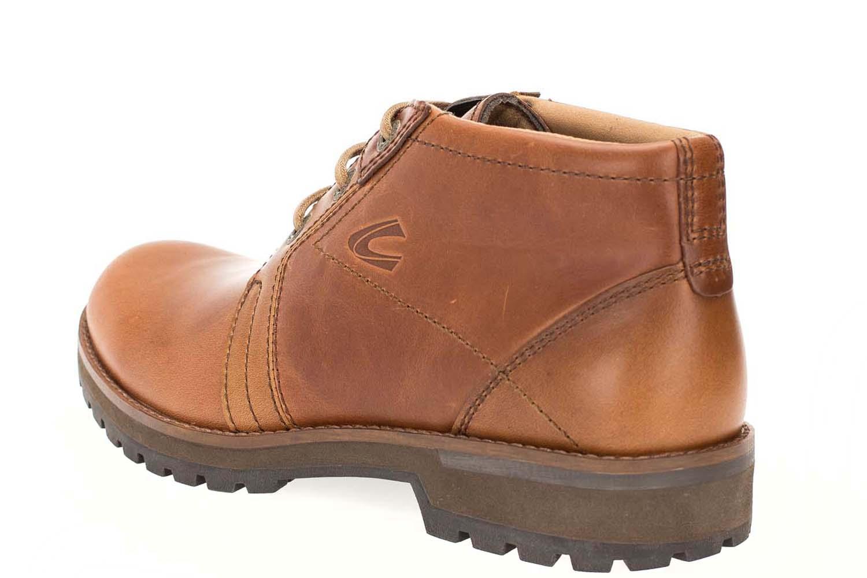 CAMEL ACTIVE - Herren Manchester Boots - Braun Schuhe in Übergrößen – Bild 3