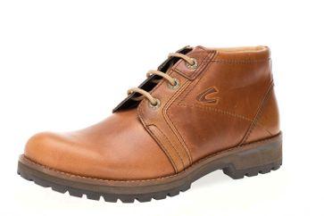 CAMEL ACTIVE - Herren Manchester Boots - Braun Schuhe in Übergrößen – Bild 1