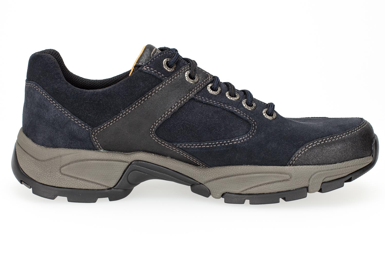 CAMEL ACTIVE - Evolution - Herren Halbschuhe - Blau Schuhe in Übergrößen – Bild 5
