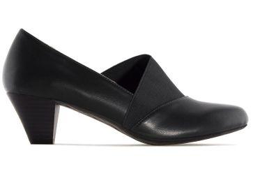 ANDRES MACHADO - Damen Pumps - Schwarz Schuhe in Übergrößen – Bild 3
