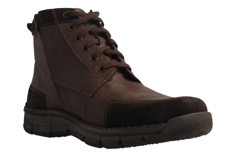 JOSEF SEIBEL - Phil 03 - Herren Boots - Braun Schuhe in Übergrößen – Bild 5