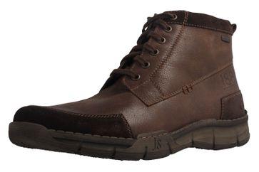 JOSEF SEIBEL - Phil 03 - Herren Boots - Braun Schuhe in Übergrößen – Bild 1